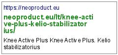 https://neoproduct.eu/lt/knee-active-plus-kelio-stabilizatorius/